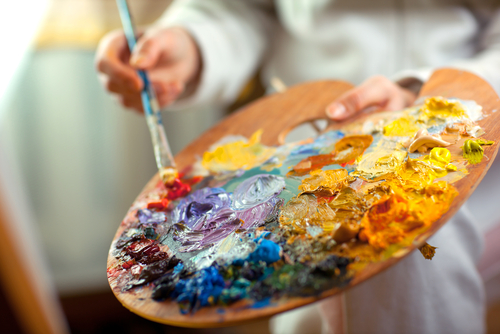 Art Therapy to Help Express Feelings