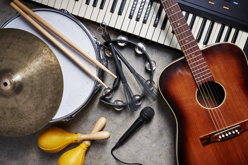 Ways You Can Do Music Therapy At Home: Part One