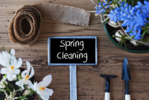 Fourth Step: Do A Spring Cleaning Inventory