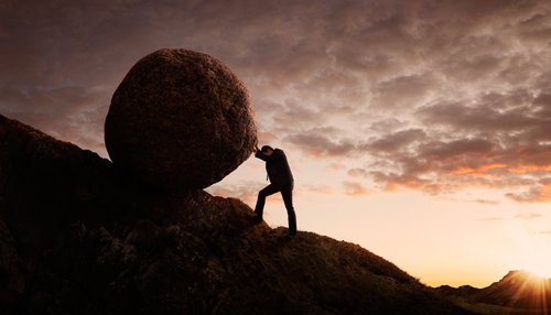 Recovering from a Nervous Breakdown: Climbing Your Way Up from Rock Bottom