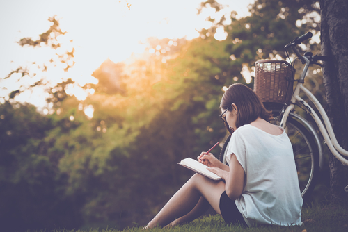 Self-Care for Healing and Recovery: Spiritual Practice and Journaling